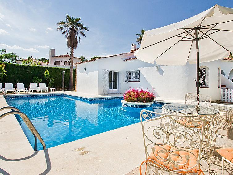 5 bedroom Villa in L Ametlla De Mar, Costa Daurada, Spain : ref 2007996 - Image 1 - L'Ametlla de Mar - rentals