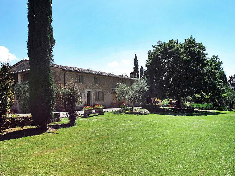 8 bedroom Villa in Arezzo, Italy : ref 2215358 - Image 1 - Quarata - rentals