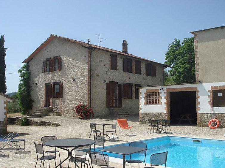 5 bedroom Villa in Todi, Umbria, Italy : ref 2008739 - Image 1 - Todi - rentals