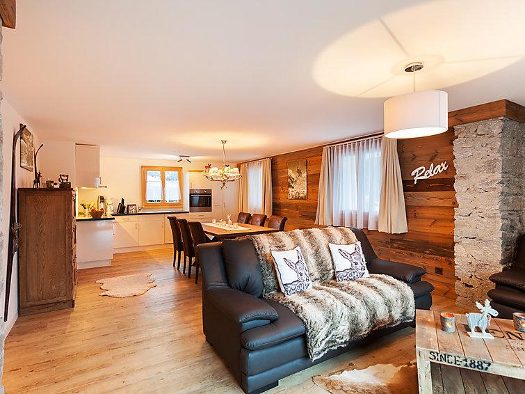 3 bedroom Apartment in Saas Fee, Valais, Switzerland : ref 2300073 - Image 1 - Saas-Fee - rentals