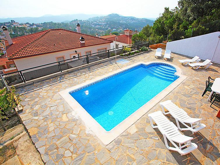 7 bedroom Villa in Lloret De Mar, Costa Brava, Spain : ref 2099372 - Image 1 - Mont Barbat - rentals