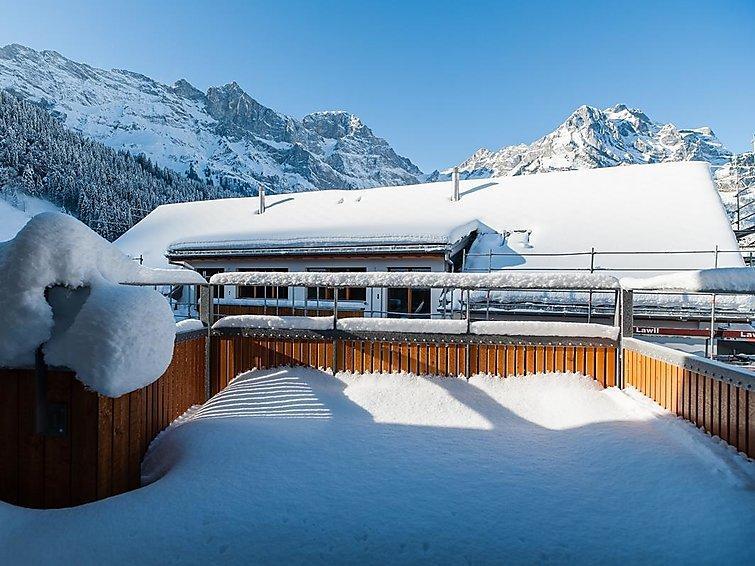 3 bedroom Apartment in Engelberg, Central Switzerland, Switzerland : ref 2300744 - Image 1 - Engelberg - rentals