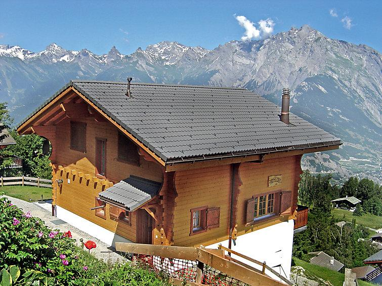 5 bedroom Villa in Nendaz, Valais, Switzerland : ref 2296687 - Image 1 - Nendaz - rentals