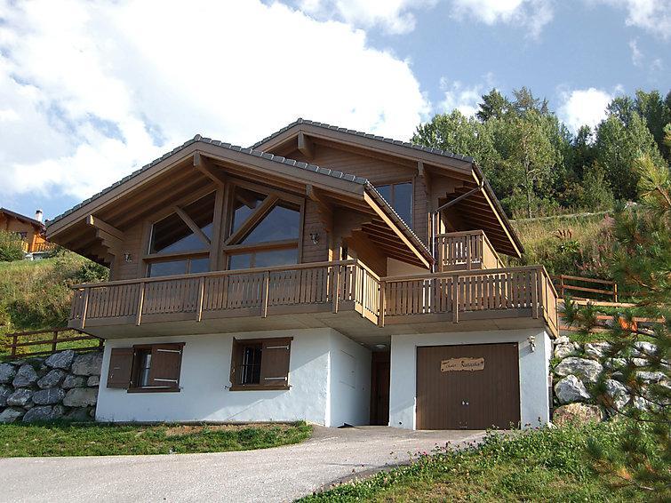 6 bedroom Villa in Nendaz, Valais, Switzerland : ref 2296689 - Image 1 - Nendaz - rentals