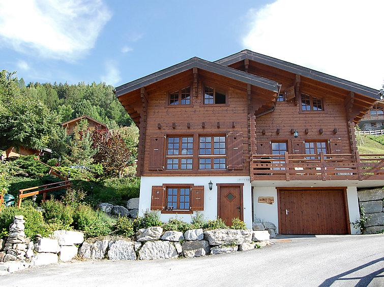 4 bedroom Villa in Nendaz, Valais, Switzerland : ref 2296734 - Image 1 - Nendaz - rentals