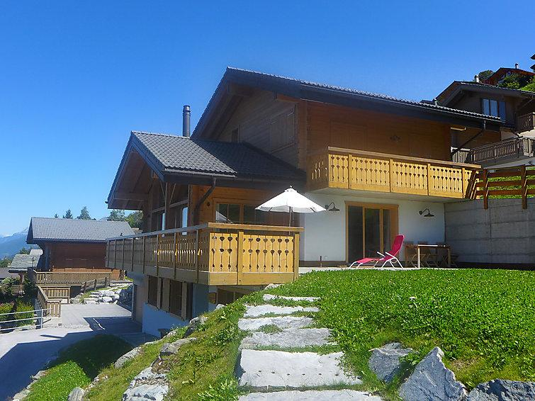 4 bedroom Villa in Nendaz, Valais, Switzerland : ref 2296799 - Image 1 - Nendaz - rentals