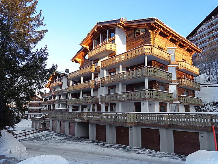 4 bedroom Apartment in Nendaz, Valais, Switzerland : ref 2296807 - Image 1 - Nendaz - rentals