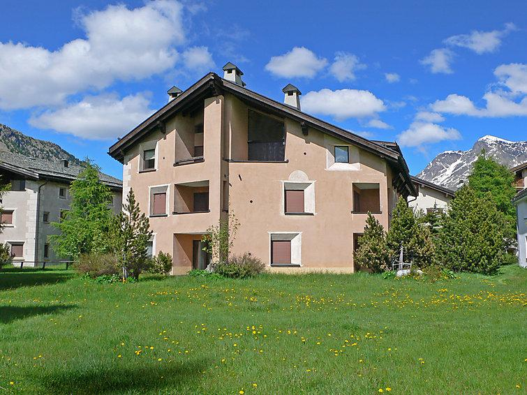 2 bedroom Apartment in Sils Maria, Engadine, Switzerland : ref 2298489 - Image 1 - Sils-Maria - rentals