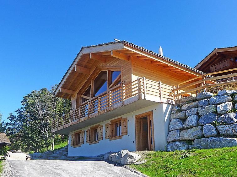 3 bedroom Villa in Nendaz, Valais, Switzerland : ref 2300511 - Image 1 - Nendaz - rentals
