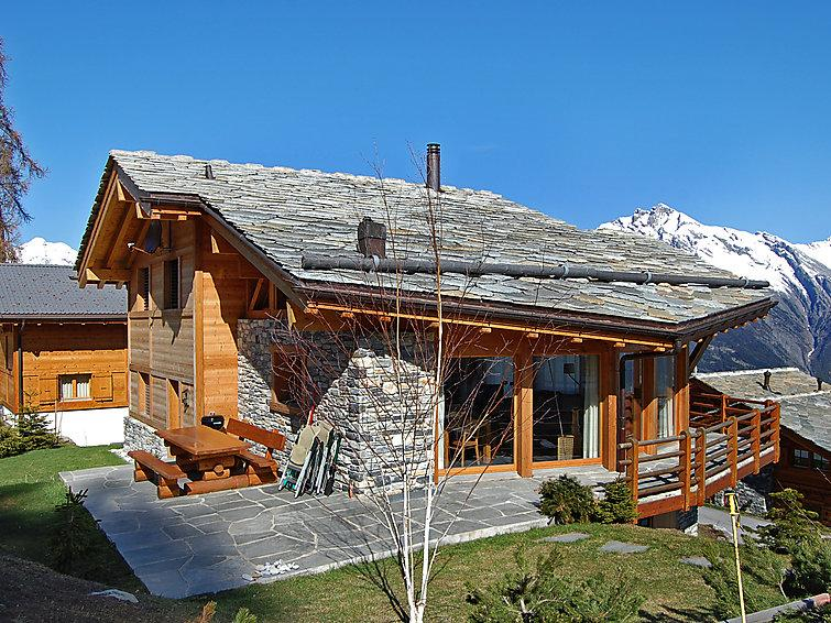 4 bedroom Villa in Nendaz, Valais, Switzerland : ref 2296827 - Image 1 - Nendaz - rentals