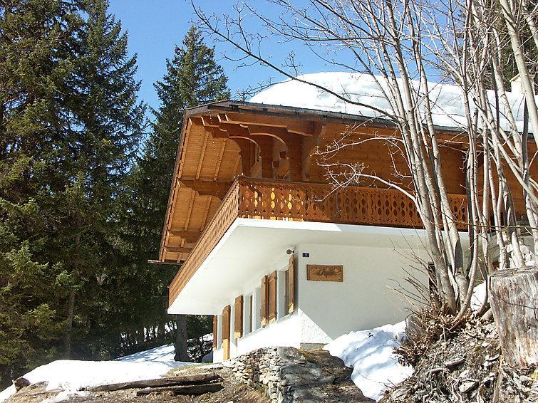 6 bedroom Villa in Anzere, Valais, Switzerland : ref 2296937 - Image 1 - Anzere - rentals