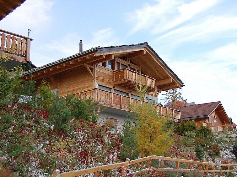 4 bedroom Villa in Nendaz, Valais, Switzerland : ref 2296729 - Image 1 - Nendaz - rentals