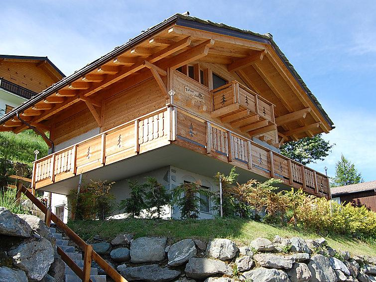 5 bedroom Villa in Nendaz, Valais, Switzerland : ref 2296829 - Image 1 - Nendaz - rentals