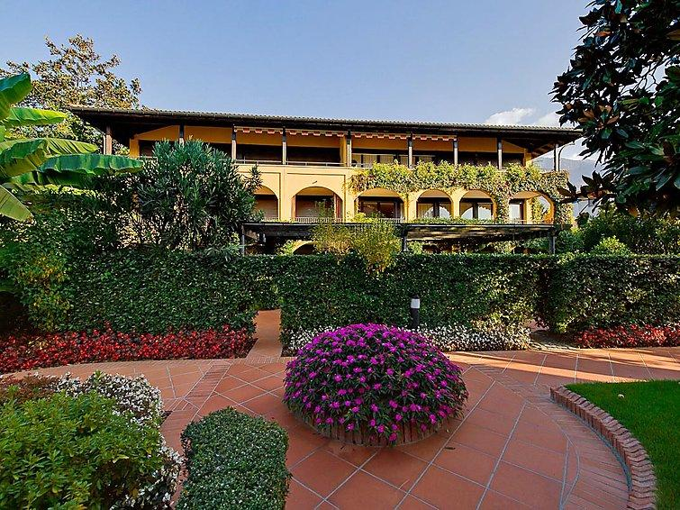 2 bedroom Apartment in Ascona, Ticino, Switzerland : ref 2297947 - Image 1 - Ascona - rentals