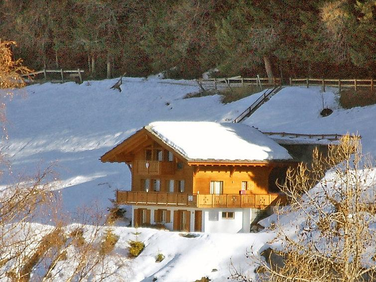 4 bedroom Villa in Nendaz, Valais, Switzerland : ref 2296701 - Image 1 - Nendaz - rentals