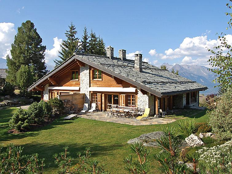 4 bedroom Villa in Nendaz, Valais, Switzerland : ref 2296678 - Image 1 - Nendaz - rentals