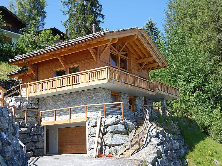 4 bedroom Villa in Nendaz, Valais, Switzerland : ref 2296711 - Image 1 - Nendaz - rentals