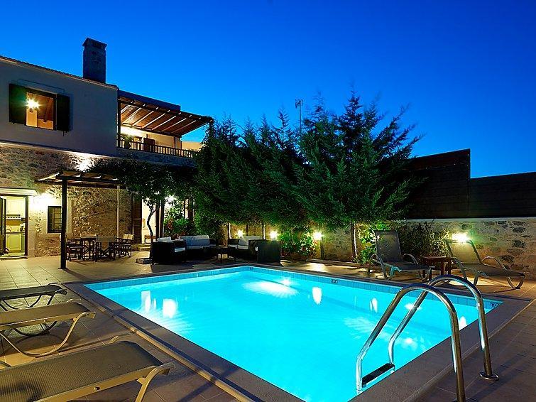 3 bedroom Villa in Heraklion, Crete, Greece : ref 2058920 - Image 1 - Episkopi - rentals