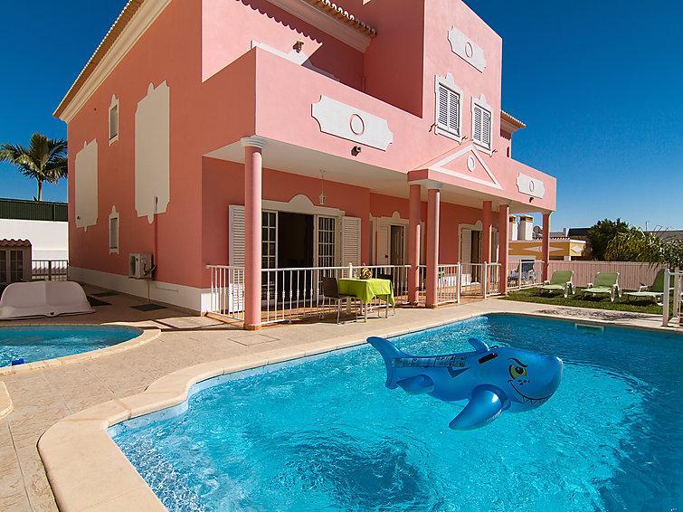 4 bedroom Villa in Albufeira, Algarve, Portugal : ref 2009086 - Image 1 - Branqueira - rentals