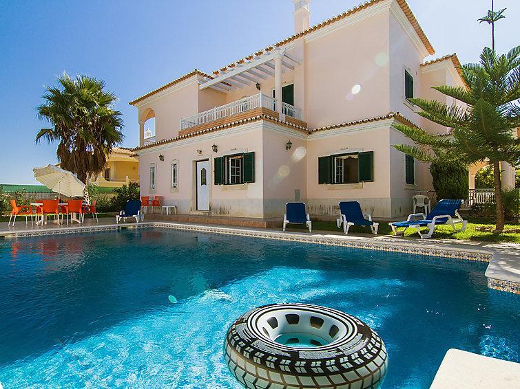4 bedroom Villa in Albufeira, Algarve, Portugal : ref 2027048 - Image 1 - Branqueira - rentals