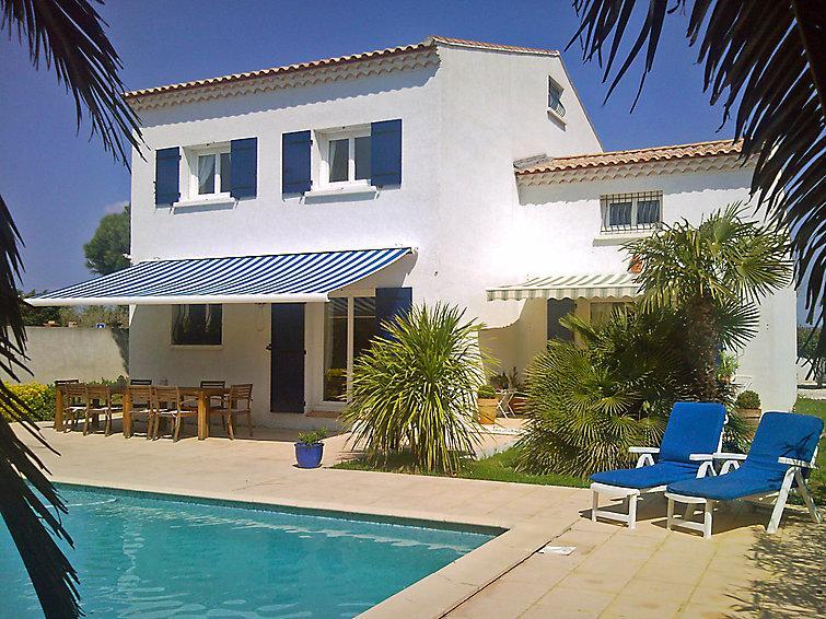5 bedroom Villa in Cap d'Agde, Herault Aude, France : ref 2012252 - Image 1 - Le Grau d'Agde - rentals