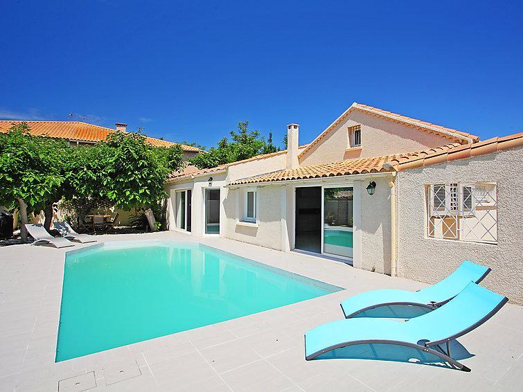 5 bedroom Villa in Cap d Agde, Herault Aude, France : ref 2217831 - Image 1 - Le Grau d'Agde - rentals