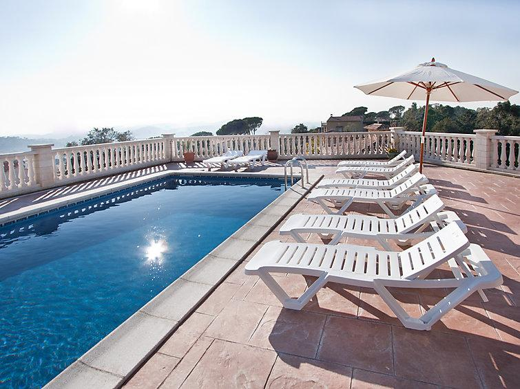 8 bedroom Villa in Lloret De Mar, Costa Brava, Spain : ref 2027224 - Image 1 - Mont Barbat - rentals