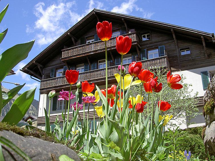 3 bedroom Apartment in Lenk, Bernese Oberland, Switzerland : ref 2297029 - Image 1 - Lenk - rentals