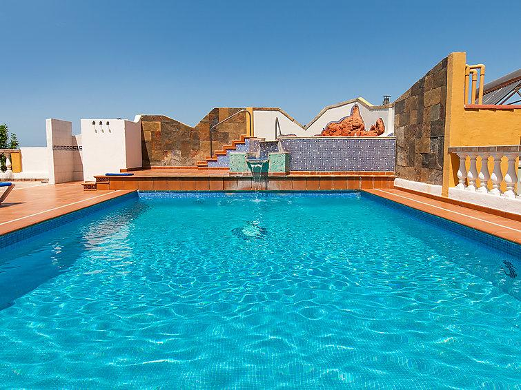 6 bedroom Villa in Maspalomas, Gran Canaria, Canary Islands : ref 2242113 - Image 1 - Montana La Data - rentals