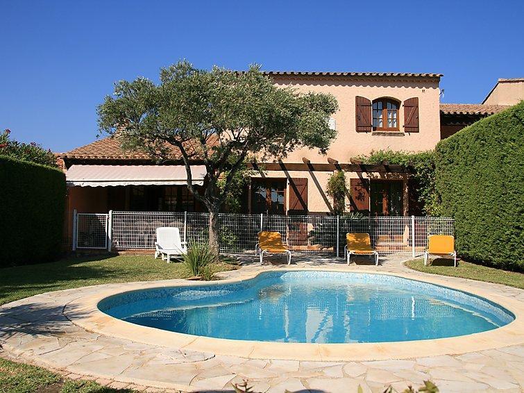 3 bedroom Villa in Cavalaire, Cote d'Azur, France : ref 2012665 - Image 1 - Cavalaire-Sur-Mer - rentals