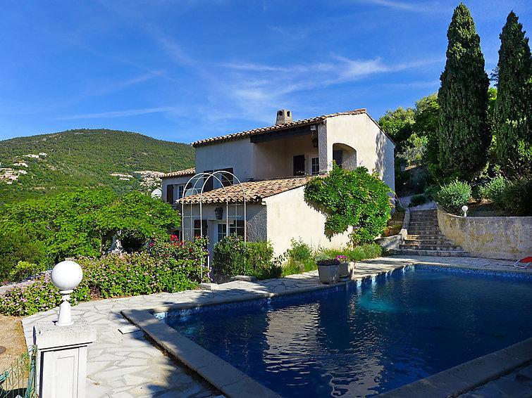 4 bedroom Villa in Cavalaire, Cote d'Azur, France : ref 2012685 - Image 1 - La Croix-Valmer - rentals