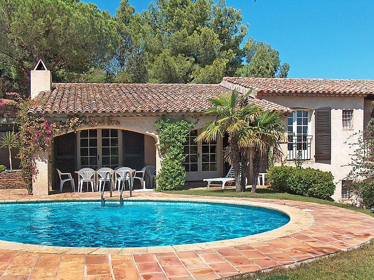 4 bedroom Villa in La Croix Valmer, Cote d'Azur, France : ref 2012687 - Image 1 - La Croix-Valmer - rentals