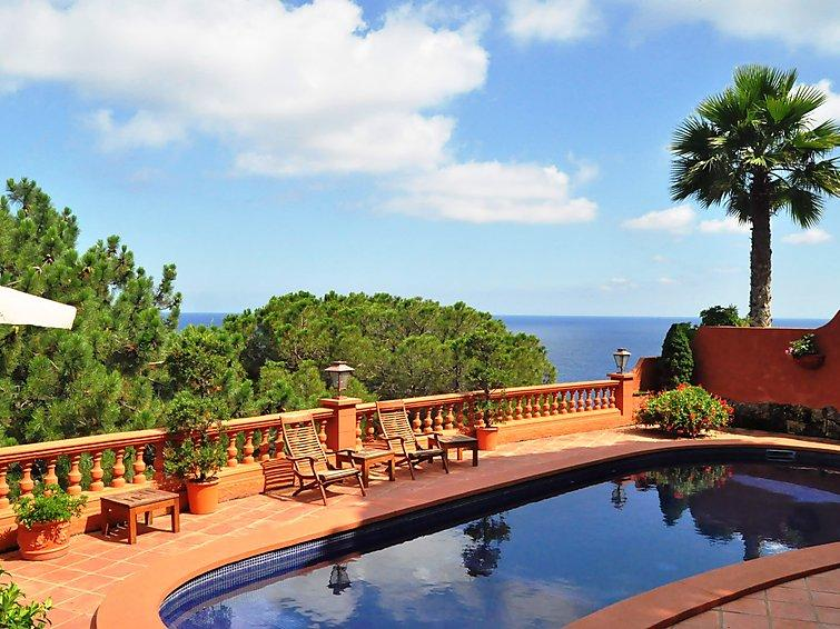 4 bedroom Villa in Lloret de Mar, Costa Brava, Spain : ref 2242381 - Image 1 - Lloret de Mar - rentals