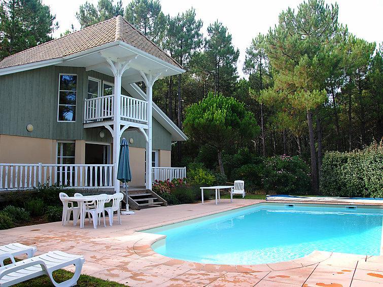 4 bedroom Villa in Lacanau, Gironde, France : ref 2242600 - Image 1 - Lacanau-Ocean - rentals