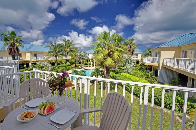 View from upstairs master - Periwinkle 106 at Palmyra Village - Providenciales - rentals
