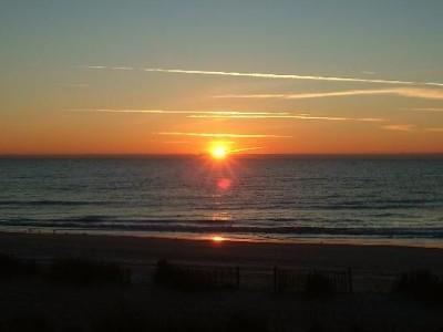 Sunrise on the beach - Condo Oceanfront Myrtle Beach - Myrtle Beach - rentals