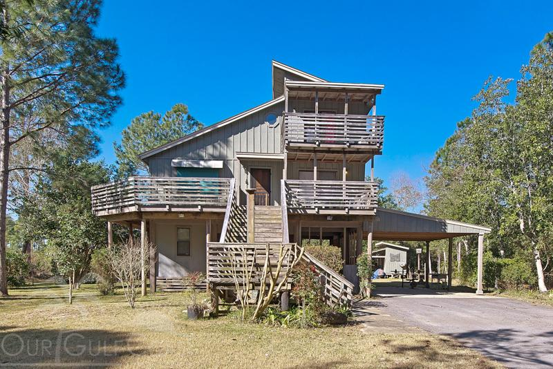 Tree House - Image 1 - Gulf Breeze - rentals