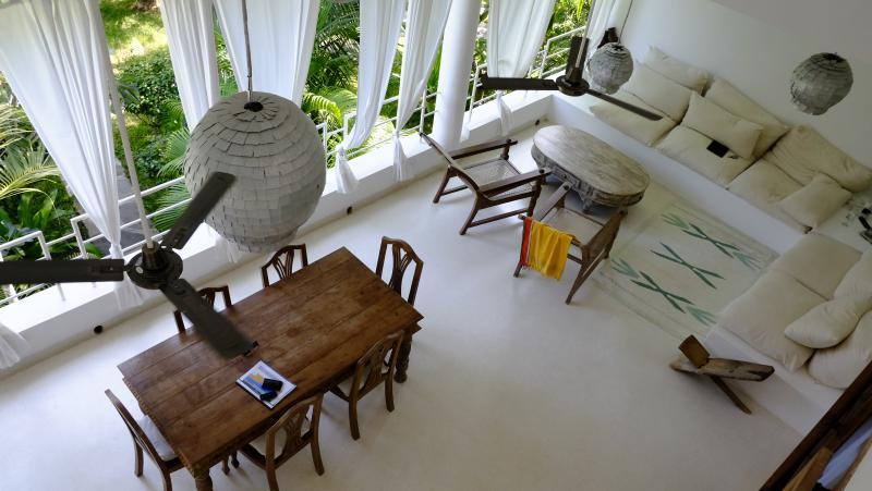 Veranda - Ocean front accommodation in Watamu, Kenya - Watamu - rentals