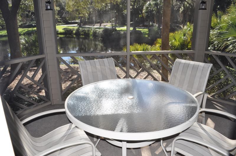 Relax overlooking the lagoon - 3BR/3Bath with Relaxing Lagoon Views - Kiawah Island - rentals