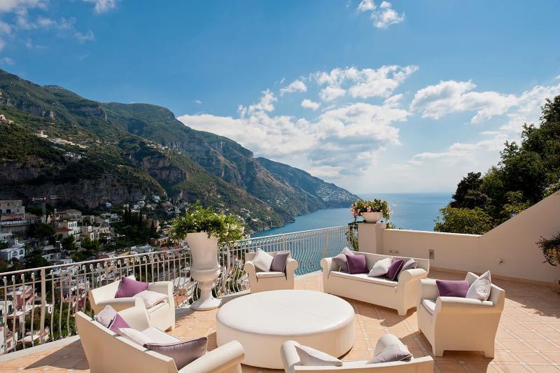Villa Moresca - Image 1 - Positano - rentals