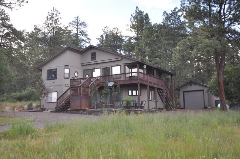 exterior - Pagosa Springs Colorado Ponderosa Unit - Pagosa Springs - rentals