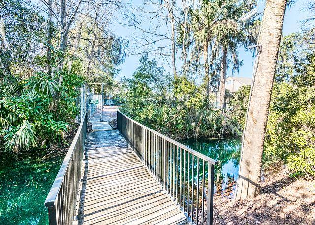 Vegetation - - Xanadu 12-B, 3 Bedroom, Large Pool, Tennis, Walk to Beach, Sleeps 8 - Forest Beach - rentals
