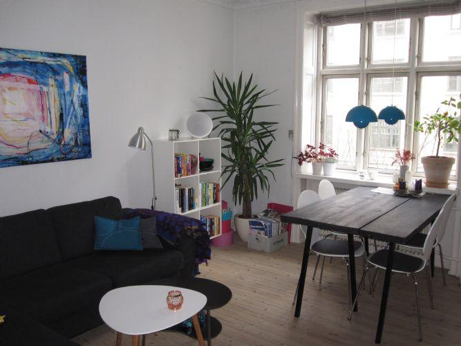 Munkensvej Apartment - Copenhagen apartment close to Fuglebakken station - Copenhagen - rentals