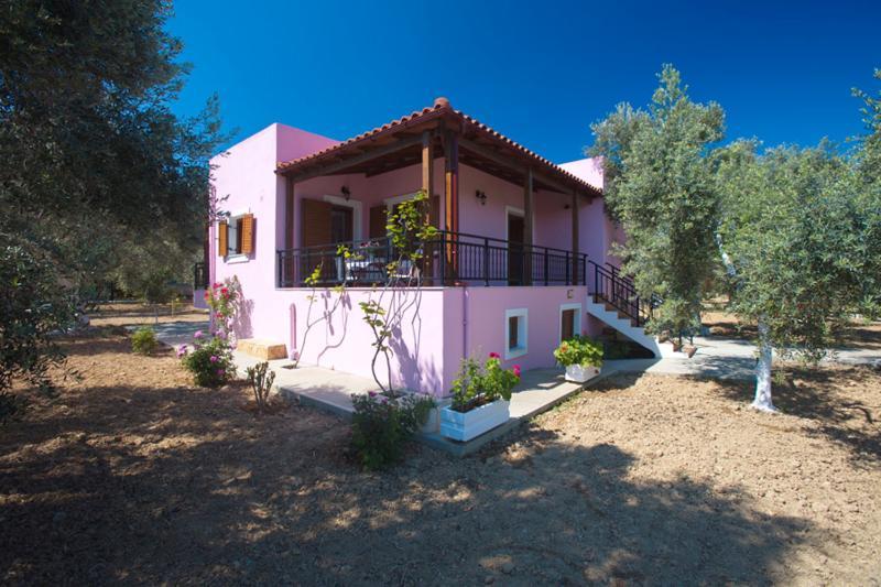 Villa Athina,holidays in Cretan nature! - Image 1 - Rethymnon - rentals