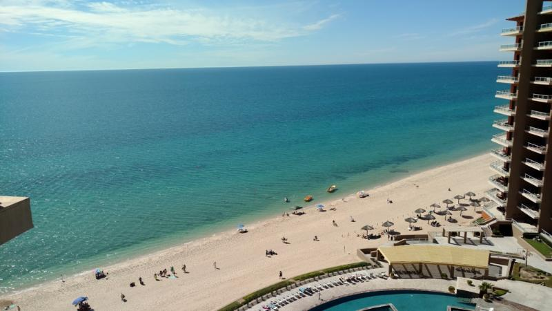 Las Palomas Ocean Front at Beautiful Sandy Beach - Image 1 - Puerto Penasco - rentals