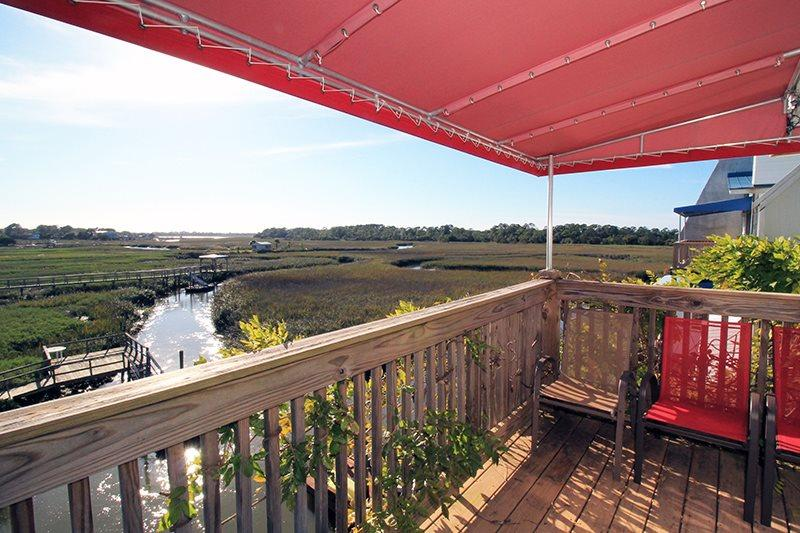 1 Marsh Creek Cove - Fabulous Salt Marsh Vistas - Image 1 - Tybee Island - rentals