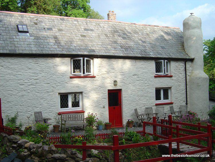 Cascade Cottage, Exford - Country cottage in Exford, Exmoor National Park, sleeps 6 - Image 1 - Exford - rentals