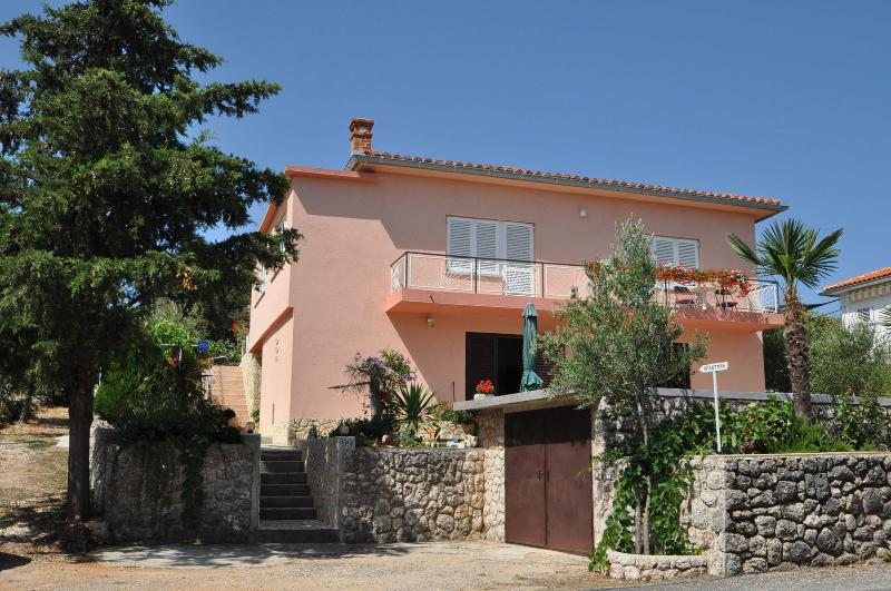 house - 5381  A1(2+1) - Vrbnik - Vrbnik - rentals