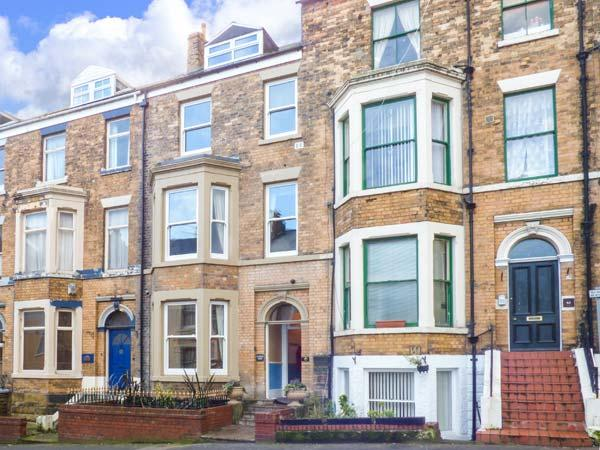 CASTLE VIEW, Victorian house, woodburner, stylish character accommodation - Image 1 - Scarborough - rentals
