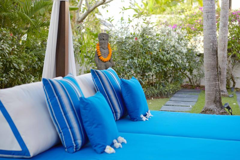 Gazebo by the pool - 4 bedroom Villa Magna - Jimbaran - rentals
